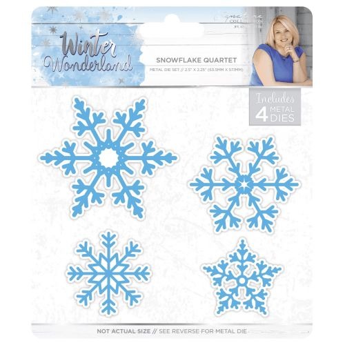 Snowflake Die Cutting Set (OUT OF STOCK)