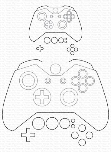 Die-Namics Game Controller Die Set