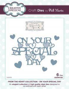 On Your Special Day Die Set