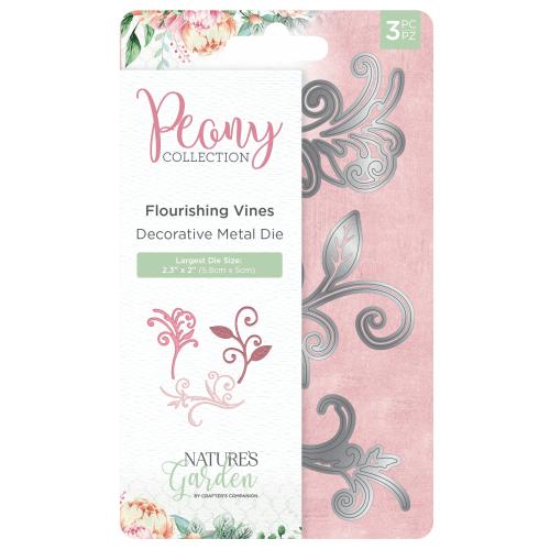 Flourishing Vines Die Set