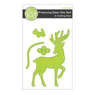 Prancing Reindeer Die Set