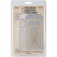 Sizzix Framelits Tag Dies Collection