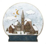 Thinlits Christmas Snowglobe Die Set (OUT OF STOCK)