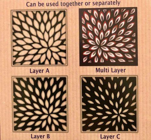 Star Multi Layer Die Set