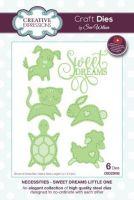 Sweet Dreams Stitched Baby Animals Die Set