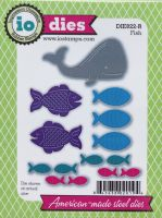 Whale and Fish Die Set