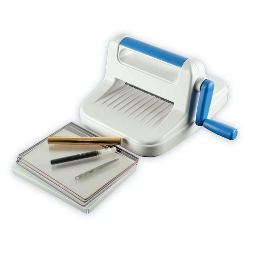 Kaleido Die Cutting and Foiling Machine Starter Kit