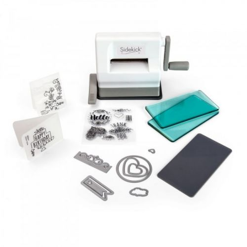 Sidekick Die Cutting Starter Kit Grey