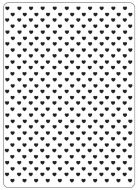 Hearts Embossing Folder (OUT OF STOCK)