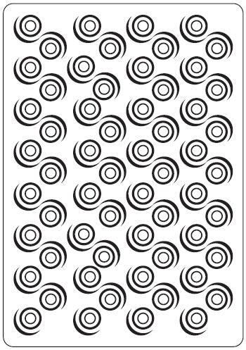 Swirl Embossing Folder