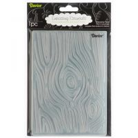 Woodgrain Embossing Folder
