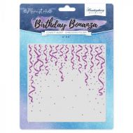 Confetti Burst Embossing Folder