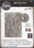 Engraved 3D Embossing Folder