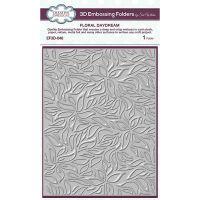 Floral Daydream 3D Embossing Folder