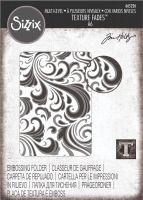 Sizzix Swirls Embossing Folder