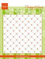 Marianne Design Embossing Folder Pearl