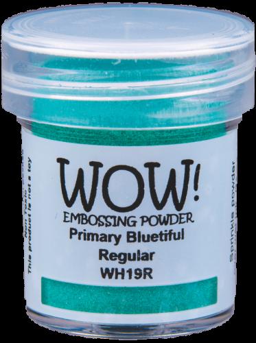 WOW Embossing Powder Primary Bluetiful
