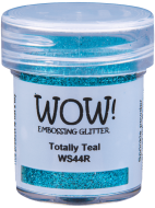 WOW Embossing Powder Totally Teal