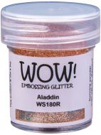 WOW Embossing Glitter Aladdin