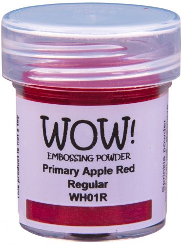 WOW Embossing Powder Apple Red