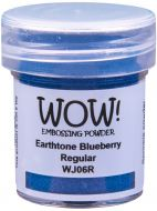 WOW Embossing Powder Blueberry