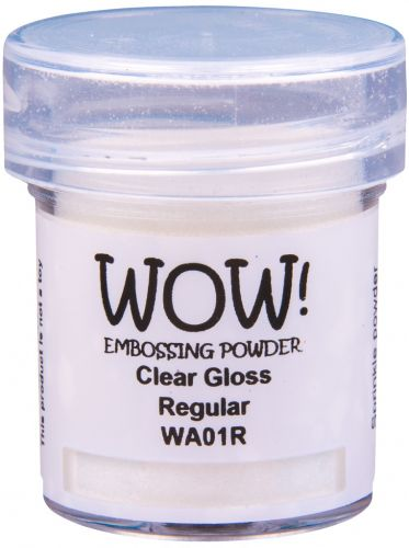 WOW Embossing Powder Clear Gloss