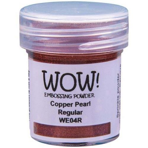 WOW Embossing Powder Copper Pearl