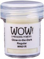 WOW Embossing Powder Glow in the Dark