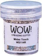 WOW Embossing Glitter Midas Touch