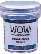 WOW Embossing Glitter Midnight Dream
