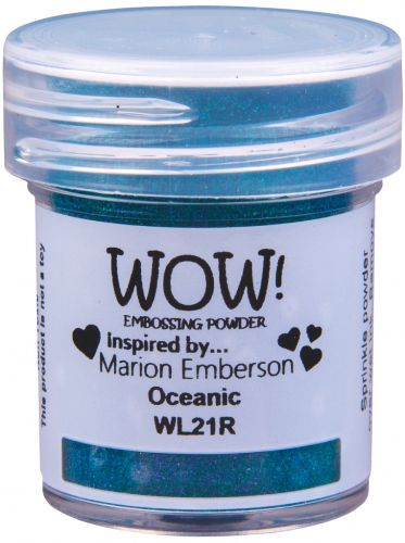 WOW Embossing Powder Oceanic