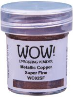 WOW Embossing Powder Metallic Copper