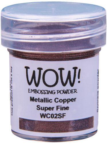 WOW Embossing Powder Metallic Copper
