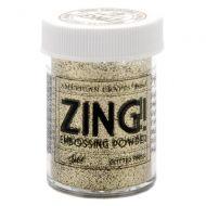Zing Embossing Powder Gold Glitter
