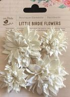 Chrissy Mulberry Paper Flower Ivory