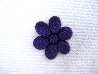Purple Velvet Flowers