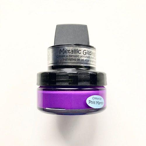 Purple Paradise Gilding Polish
