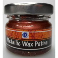 Metallic Wax Gilding Paste Copper