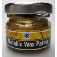 Metallic Gilding Wax Paste Gold