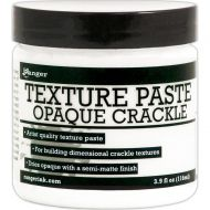 Ranger Texture Paste Opaque Crackle