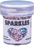 Sparkles Premium Glitter Ballet Shoes