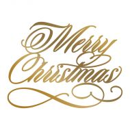 Hotfoil Stamp Merry Christmas
