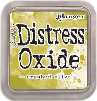 Tim Holtz Distress Oxide Ink Pad Crushed Olive