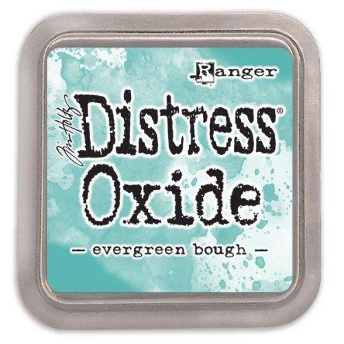 Tim Holtz Distress Oxide Ink Pad Evergreen Bough