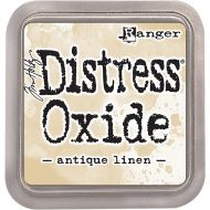 Tim Holtz Distress Oxide Ink Pad Antique Linen