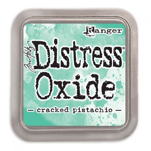 Tim Holtz Distress Oxide Ink Pad Cracked Pistachio