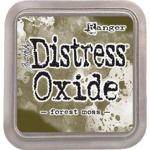 Tim Holtz Distress Oxide Ink Pad Forest Moss