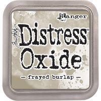 Tim Holtz Distress Oxide Ink Pad Frayed Burlap