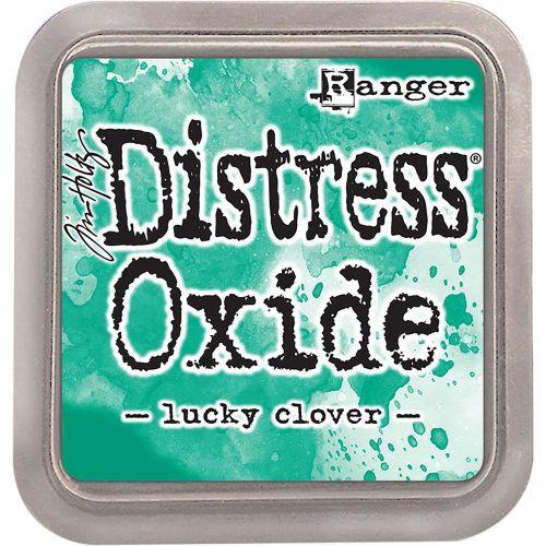 Tim Holtz Distress Oxide Ink Pad Lucky Clover