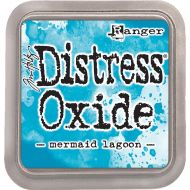Tim Holtz Distress Oxide Ink Pad Mermaid Lagoon